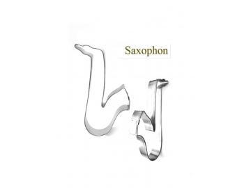 Ausstecher Saxophon 10cm