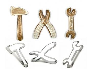 Ausstecher 3er Set Werkzeug