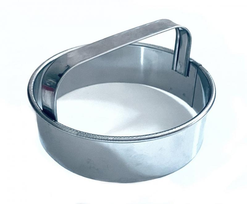 Ausstechform Pfannkuchen Ø 60 mm
