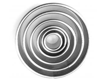 Ausstecher 6er Set Ring