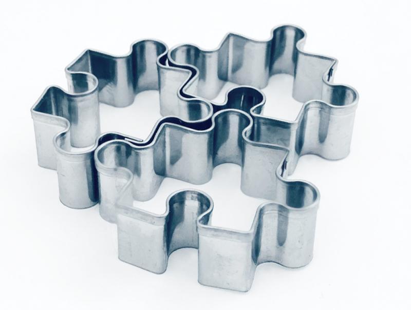 Ausstecher Puzzle 45x38mm